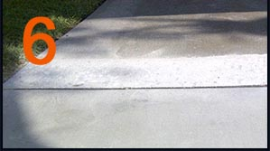 Concrete Grinding the Optimal Solution for Raised Sidewalk Trip and